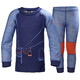 Helly Hansen Lifa Merino Set Kids lilac